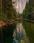 Terry Garvin - Merced River Yosemite