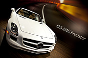Expensive Photos - Mercedes AMG Roadster 01 by Kamil Swiatek