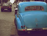 50s Photos - Mercedes Benz 170 D by Odd Jeppesen
