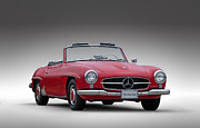 All - Mercedes-Benz 190 SL by Douglas Pittman
