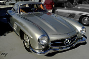 Curt Johnson - Mercedes Benz 300 SL