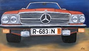 Joseph Love - Mercedes Benz 450SL