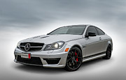All - Mercedes Benz AMG C63 Edition 507 by Douglas Pittman