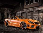 All - Mercedes SL65 AMG Custom by Douglas Pittman