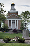 Long Island New York Prints - Merchant Marine Academy Chapel V Print by JC Findley