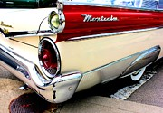 Mercury Meteor Photos - Mercury Meteor 1959 by David M Davis