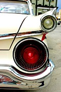 Mercury Meteor Photos - Mercury Meteor 1959 Tail Light by David M Davis