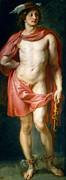 Famous Artists - Mercury by Peter Paul Rubens