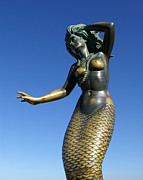 Figment Photos - Mermaid in Mexico by Joshua McDonough