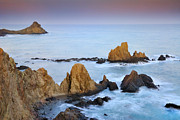 Almeria Prints - Mermail reef Print by Guido Montanes Castillo