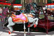 Mary M Collins - Merry-go-Round Horse