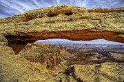 Stephen Campbell - Mesa Arch Two