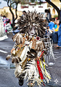 Tony Lopez - Mescalero Indian Dancer