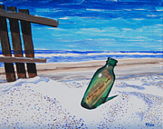 Tommy Midyette - Message In A Bottle