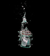 Simon Bratt Photography - Message in sinking bottle