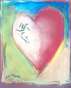 Meditation Pastels - Messages by Bauke Kamstra