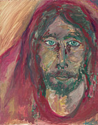 Prophecy Painting Originals - Messiah by Kati Biggs
