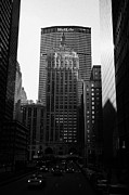 Pan Am Framed Prints - Met Life Building And 230 Park Avenue New York City Framed Print by Joe Fox