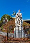 Metairie Cemetery Prints - Metairie Cemetery 2 Print by Steve Harrington