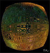 Judy Minderman Metal Prints - Metal Craft Metal Print by Judy Minderman