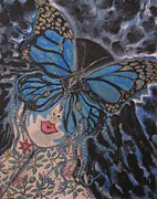 Metamorphoses Posters - Metamorphoses Poster by Marilyn  Sahs
