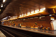 Art Ferrier Art - Metro Arts et Metiers by Art Ferrier