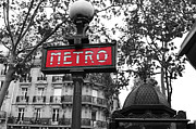 Architecture - Metro Paris by Mircea Costina Photography