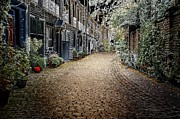 European City Digital Art - Mews of London by Dmitry Smirnov