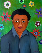 Iconic Paintings - Mexican Artist Diego Rivera by Pristine Cartera Turkus