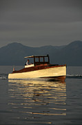 Cruiser Photo Posters - MIAMI Lake Tahoe Poster by Steven Lapkin
