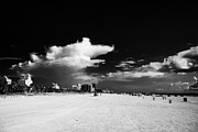 South Beach Prints - Miami South Beach Florida Usa Print by Joe Fox