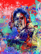 Michael Jackson 8 Print by MB Art factory