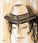 May Ling Yong - Michael Jackson Hat
