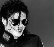 Michael Photos - Michael Jackson by Sanely Great