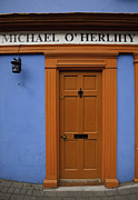 Michael Photo Framed Prints - Michael OHerlihy pub in Kinsale Framed Print by Ruben Vicente
