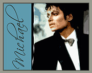 Michael Jackson Digital Art - Michael by Paulette Wright