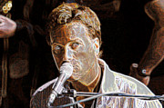 Arts Culture And Entertainment Originals - Michael W. Smith by Don Olea