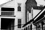 Claire Pieron Framed Prints - Michie Tavern - Charlottesville VA Framed Print by Claire Pieron