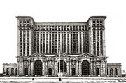 James Howe - Michigan Central Station