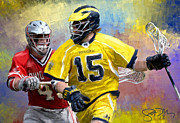 Scott Melby - Michigan Lacrosse