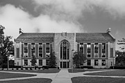 Big Ten Conference Prints - Michigan State University North Kedzie Hall Print by University Icons