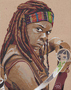 Kyle Willis - Michonne