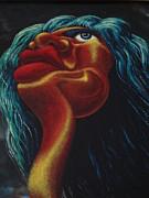 Mick Jagger's Image Print by Genio GgXpress