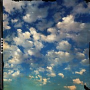 Leslie Hunziker - Mid Day Clouds