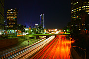 Busy Photo Originals - Midnight In Los Angeles by Tom Dupee