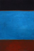 Rothko Painting Originals - Midnight Swim by Mel Andrews