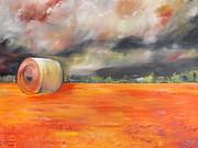 Midwest Grandeure Print by PainterArtist FIN