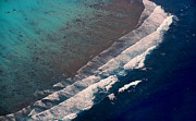 Jenny Rainbow - Mighty Ocean Waves from Above. Aerial Photography