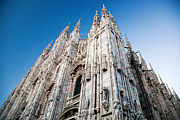 Old Milano Photos - Milan Cathedral Duomo by Michal Bednarek
