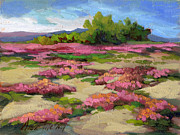 Verbena Paintings - Miles Avenue Years Ago by Diane McClary